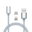 Mágneses USB telefontöltő és adatkábel