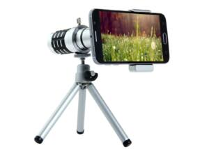 Quazar Mobilescope Zoom univerzális teleobjektív