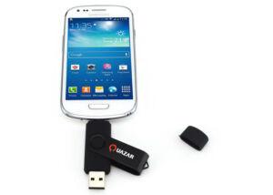 Quazar Smart 2in1 pendrive 32 Gb USB és micro USB pendrive