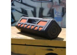 Quazar Big Foot Speaker hordozható hangszóró
