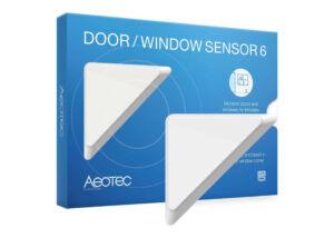 AEOTEC Door/Window Sensor 6 (fehér)