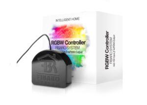 FIBARO RGBW Controller LED szalag vezérlő