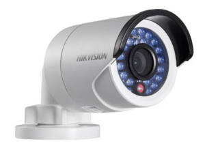 Hikvision DS-2CD2020F-I (4 mm) 2 MP fix IR IP csőkamera