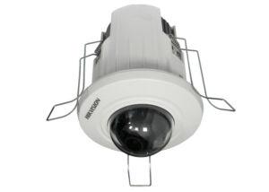 Hikvision DS-2CD2E20F-W (2.8 mm) 2 MP álmennyezetbe süllyeszthető IP mikrodómkamera