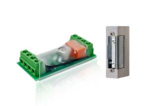 Popp elektronikus ajtónyitó mágneszárral
