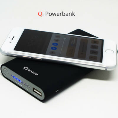 Qi Charger Powerbank