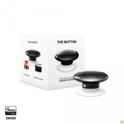 FIBARO Button fekete