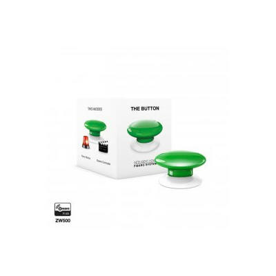 FIBARO Button zöld