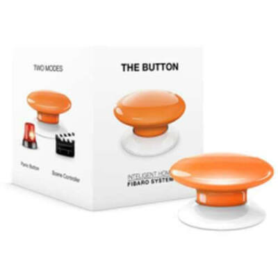 FIBARO Button narancs