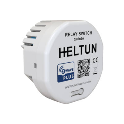 Heltun Relay Switch Quinto (5×5A)