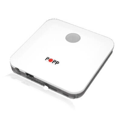 Popp Hub Z-Wave SmartHome központi egység