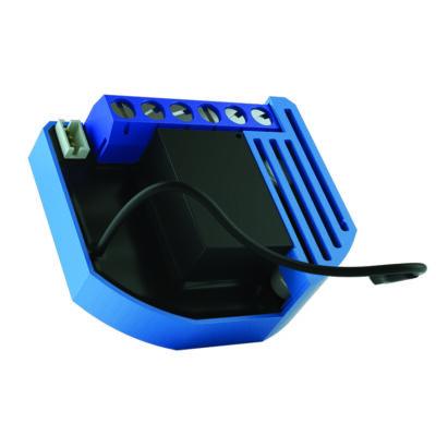 Qubino Flush 1D Relay száraz kontaktus modul (1×2,3 kW)