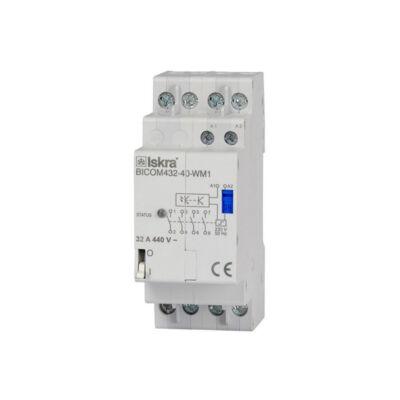 Qubino BICOM432 40 WM1 Smart meter kiegészítő relé