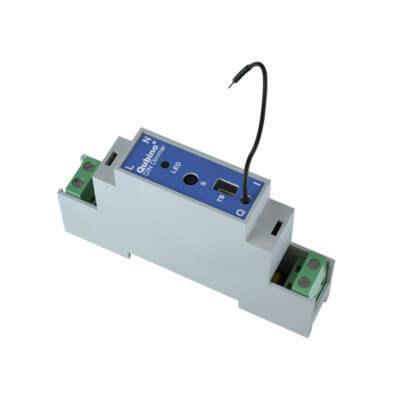 Qubino DIN sínre szerelhető dimmer modul