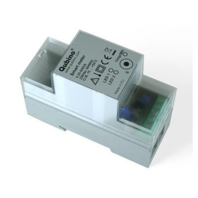 Qubino Smart Meter fogyasztásmérő DIN-sínre