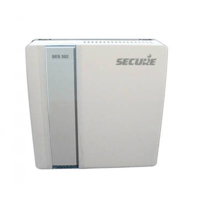 Secure beltéri hőmérséklet és páraérzékelő